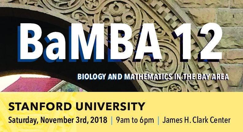 BaMBA 2018 poster